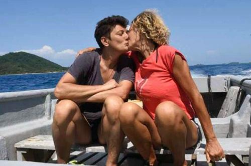 Isola dei Famosi 2017, News: il coming out di Eva Grimaldi, il saluto alla compagna Imma Battaglia