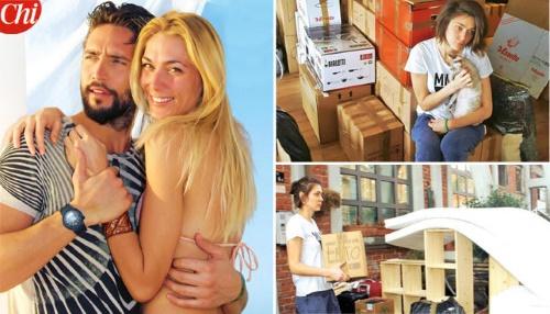 Gossip news: Alex Belli e Katarina Raniakova si dicono addio dopo quattro anni d'amore
