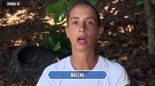 Isola dei Famosi 2017, news: Malena in lacrime sente già la mancanza di Nancy Coppola – VIDEO