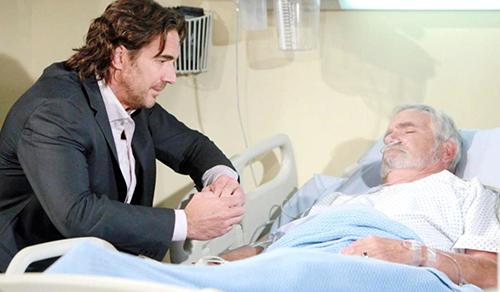 Beautiful, anticipazioni e trame dal 18 al 22 aprile: Eric di nuovo in coma, il matrimonio con Quinn non è valido?