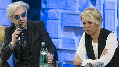 Maria De Filippi e Fabio Fazio attaccati da Morgan e su Marco Mengoni, Noemi e Michele Bravi…