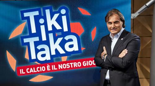 Tika Taka News dal 2 maggio: il nuovo programma di sportainment condotto da Pierluigi Pardo, anticipazioni