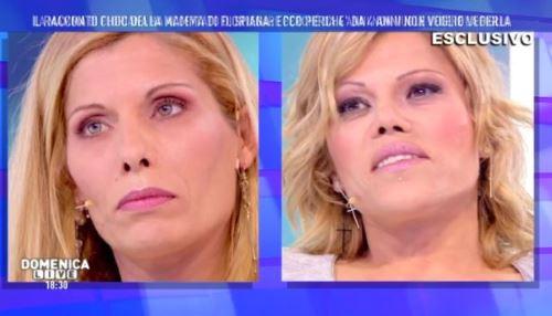 Domenica Live, Floriana Secondi: intervista shock alla madre, la replica dell'ex gieffina