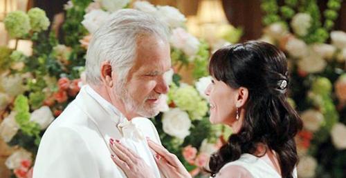 Beautiful, anticipazioni e trame dal 10 al 15 aprile: tragedia alla Forrester, Eric muore dopo aver sposato Quinn?