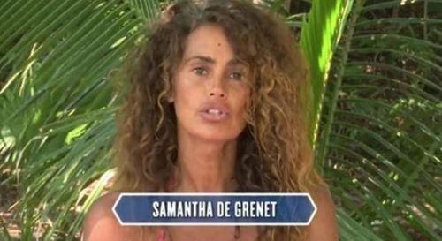Isola dei Famosi, news e gossip: Samantha De Grenet, rivelazioni su Raz Degan e sui flirt in Honduras