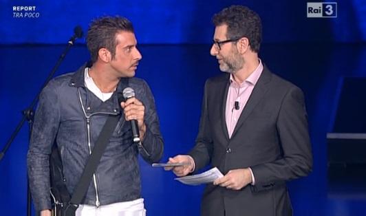 Che tempo che fa, anticipazioni 14 maggio 2017: da Francesco Gabbani a Rovazzi, tutti gli ospiti