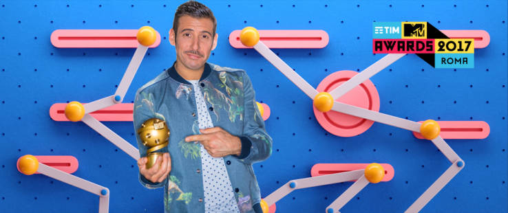 TIM MTV Awards 2017, anticipazioni 27 maggio: ospiti, diretta e info dell'evento con Francesco Gabbani