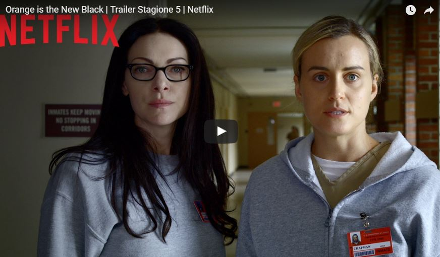 Orange is the New Black, anticipazioni: dal 9 giugno la quinta stagione in streaming su Netflix – VIDEO TRAILER
