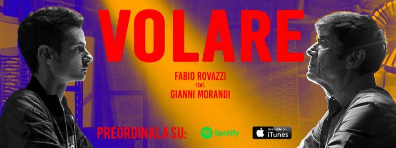 """Fabio Rovazzi e Gianni Morandi: il 19 maggio esce """"Volare"""" il nuovo singolo tormentone"""