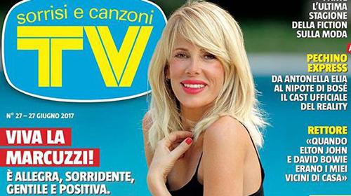 Alessia Marcuzzi verso il Wind Summer Festival: le dichiarazioni, tra canzoni preferite e primo provino