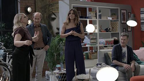 Buona la prima, anticipazioni prima puntata 14 giugno: Ambra Angiolini con Ale e Franz