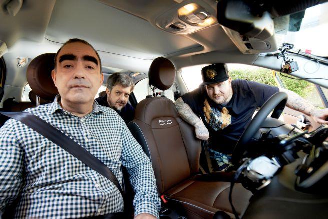 Carpool Karaoke, anticipazioni ultima puntata 6 giugno: Elio e Rocco Tanica con Jake La Furia
