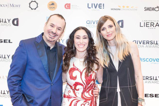 Diversity Media Awards 2017, anticipazioni 7 giugno: tutti gli ospiti ed i vincitori delle otto categorie