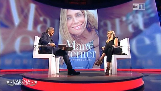 """Mara Venier torna a Tu si que vales e parla dell'Arena di Giletti: """"Mi dispiace, è un numero uno gli voglio bene!"""""""