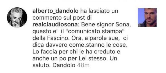Gossip Uomini e Donne, trono gay: Claudio Sona, in attesa di Dandolo accusato anche Mario Serpa