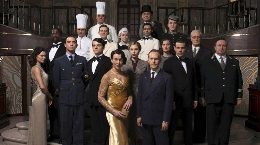 The Halcyon, anticipazioni prima puntata 4 luglio: trama e cast, tutte le info