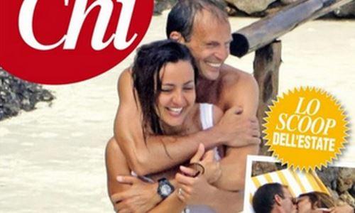 Gossip News, Ambra Angiolini e Massimiliano Allegri: estate 2017 di passione per la nuova coppia