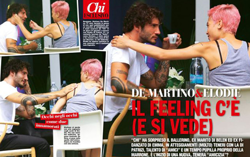 Gossip News, Stefano De Martino ed Elodie paparazzati insieme: l'intesa è palpabile, amore in vista?