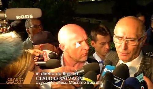 Massimo Bossetti, ergastolo: gli avvocati difensori commentano la sentenza in diretta tv – VIDEO