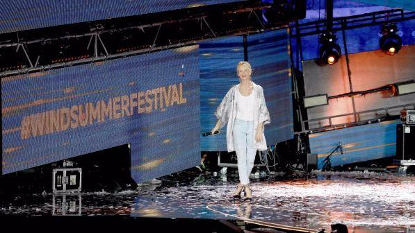Wind Summer Festival, il cast della prima serata