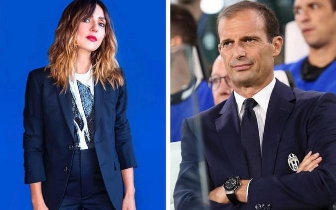 Ambra Angiolini e Massimiliano Allegri: convivenza in vista? Le ultime news di gossip