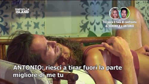 """Temptation Island 2017, ecco cosa è successo tra Jessica e Antonio: """"Al posto di Veronica l'avrei lasciato…"""""""