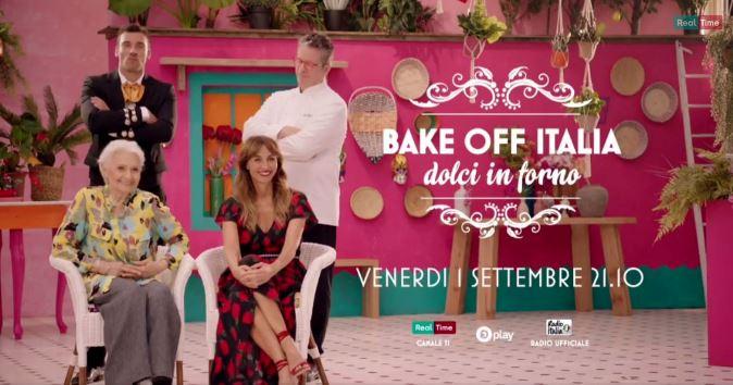 Bake Off Italia 2017, dall'1 settembre su Real Time: dichiarazioni e scenografia ispirata a Frida