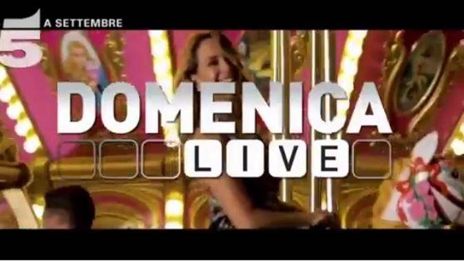 Domenica Live, video del promo: la stagione 2017 parte a settembre con Barbara d'Urso