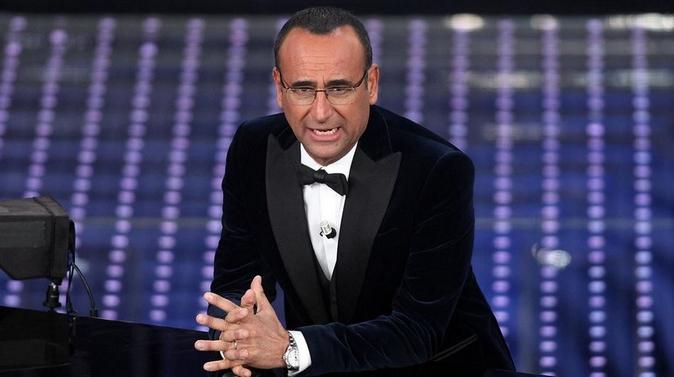 Visto non visto, che spettacolo! Anticipazioni: Carlo Conti racconta i suoi tre Sanremo con tanti amici