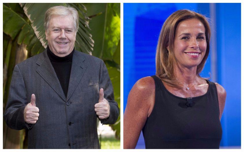 Domenica In 2017: Claudio Lippi condurrà con Cristina Parodi, le anticipazioni