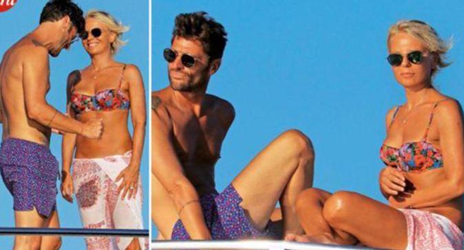 Gossip, Filippo Bisciglia dopo Temptation Island si rilassa con Maria De Filippi e la fidanzata