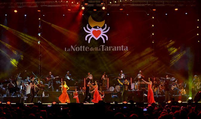 La Notte della Taranta 2017, diretta Rai5 con Barbara Capponi ed in live streaming