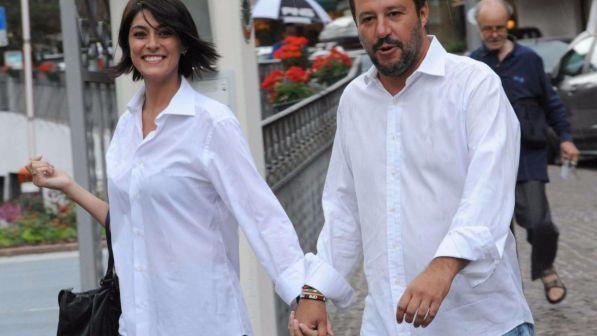 Gossip News: Matteo Salvini ed Elisa Isoardi di nuovo insieme, torna la pace dopo il presunto tradimento
