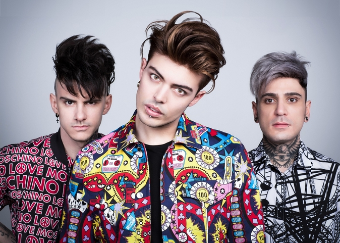 "Stash and The Kolors a Sanremo 2018? Parla Lorenzo Suraci: ""Li sto convincendo!"""