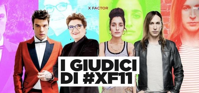 X Factor 2017: le dichiarazioni di Fedez, Levante, Maionchi e Agnelli alla vigilia dei Live