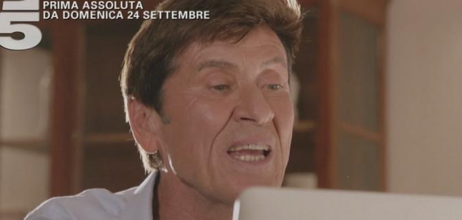 L'Isola di Pietro, Gianni Morandi si commuove in conferenza stampa: le parole di Scheri