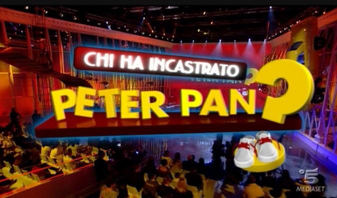 Chi ha incastrato Peter Pan?, anticipazioni prima puntata 21 settembre: Gianni Morandi, Donnarumma, Ambra ospiti