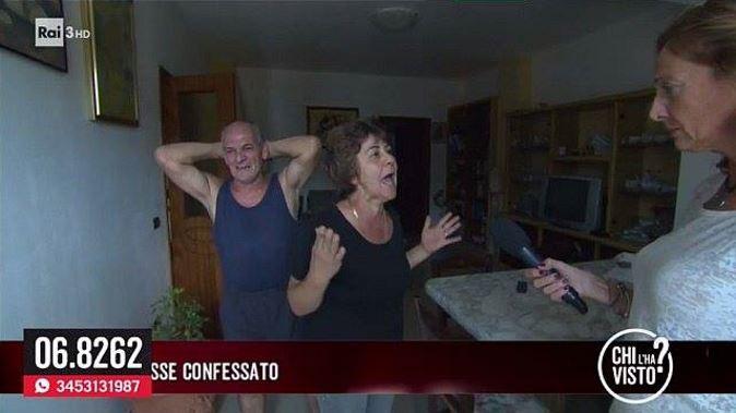 Noemi Durini, i genitori del fidanzato arrestato a Chi l'ha visto?: il documento shock in diretta tv