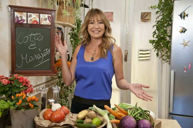 Cotto e Mangiato, anticipazioni: riparte la nuova stagione con Tessa Gelisio, tante ricette per tutti i gusti