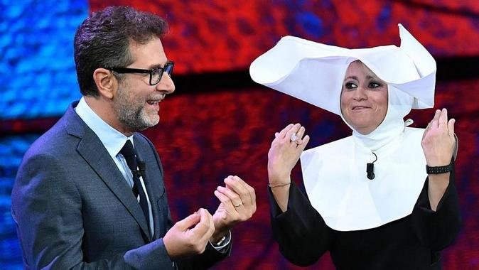 """Che tempo che fa, le recensioni dei critici TV: """"Luciana Littizzetto patetica, Fabio Fazio delude"""""""