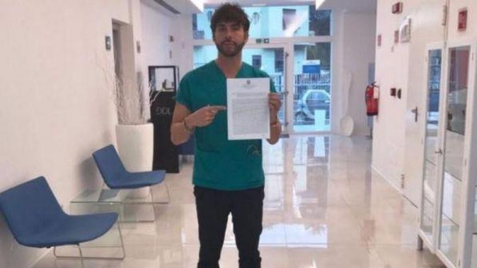 """Giacomo Urtis, dopo Alba Parietti e lo stalker: """"Sono disperato, ho denunciato l'accaduto!"""""""