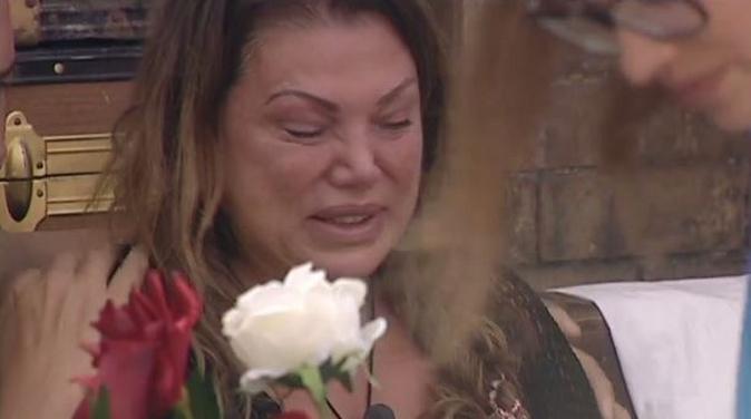 """Grande Fratello Vip 2, News: lacrime per Serena Grandi che litiga con Cristiano Malgioglio, """"voglio andare via!"""""""