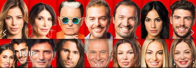 Grande Fratello Vip, anticipazioni prima puntata 11 settembre: nuovi ingressi e prime nomination
