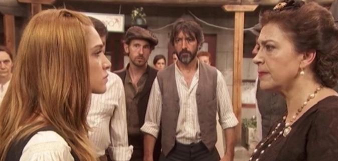 Il Segreto, anticipazioni spagnole: Francisca ha un ictus per colpa di Saul e Julieta