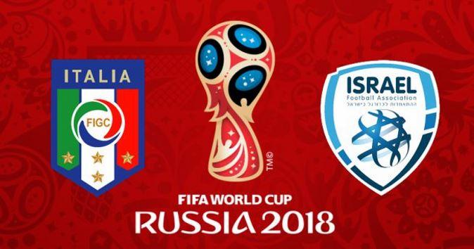 Calcio in Tv, qualificazioni Mondiali 2018: Italia-Israele stasera 5 settembre, orario diretta tv e info streaming