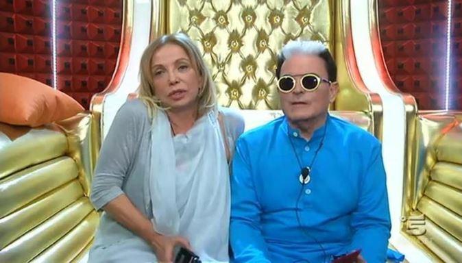 Grande Fratello Vip 2017, riassunto terza puntata: fuori Serena Grandi, sorpresa romantica per Simona Izzo