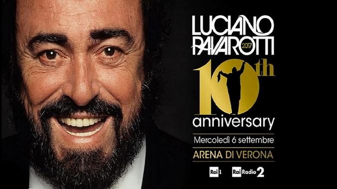 Pavarotti, un'emozione senza fine anticipazioni e ospiti: in prima serata su Rai1 con Carlo Conti