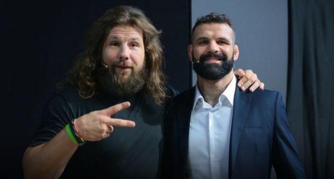 Tu Si Que Vales, chi sono Martin Castrogiovanni e Alessio Sakara? Le schede
