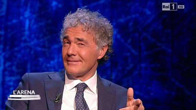 Non è L'Arena: Massimo Giletti provoca la Rai e sceglie il titolo del nuovo programma su La7