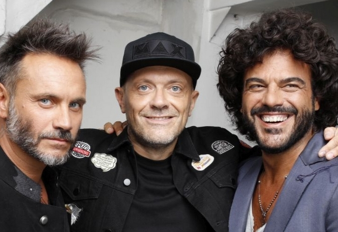 Nek, Max Pezzali e Francesco Renga: Duri da battere, il singolo e il tour insieme, ecco le date
